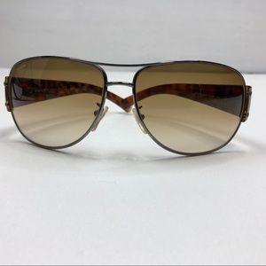 Authentic PRADA Tortoise Sunglasses